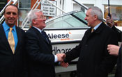 Bertie Ahern meets Michael Mc Greevy