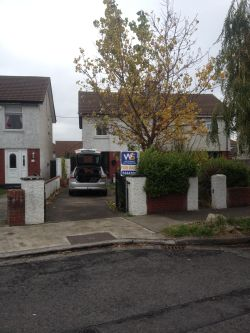 Tymon North Gardens, 3 bedroom, county Dublin